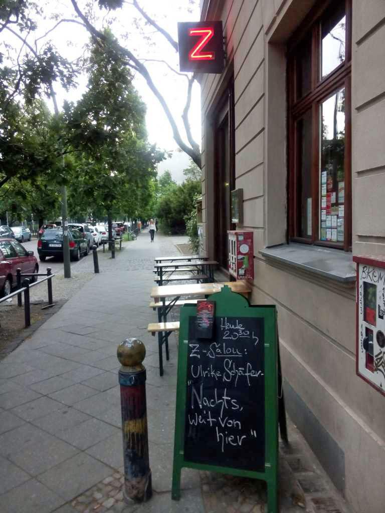 Z-Bar in Berlin Mitte