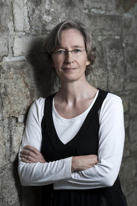 Author Ulrike Schäfer