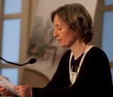 Ulrike Schäfer beim Literaturwettbewerb Wartholz 2011