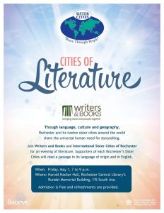 Cities of Literature