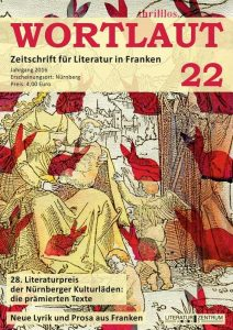 Wortlaut - Zeitschrift für Literatur in Franken