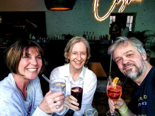 Heidi Luger, Ulrike Schäfer, Ralf Thees
